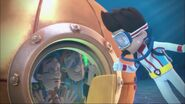 PAW Patrol Pups Save the Diving Bell Ryder Francois Turbot Cap'n Turbot Captain