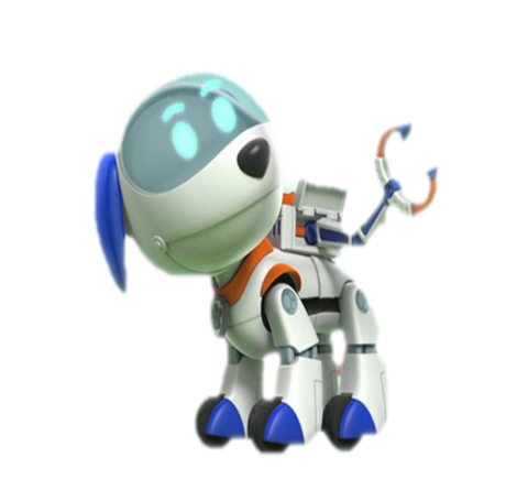 Paw Patrol Robo Dog Name