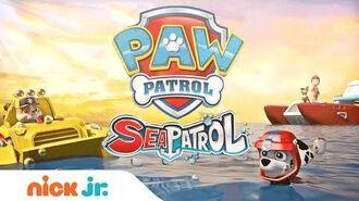 PAW Patrol Summer Special 'Sea Patrol' Official Trailer Nick Jr.