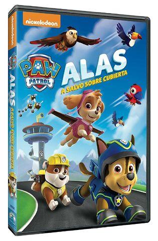 File:PAW Patrol All Wings on Deck DVD Spain.jpg