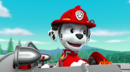 PAW Patrol Pups Save a Lucky Collar Marshall