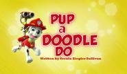 Pup a Doodle Doo