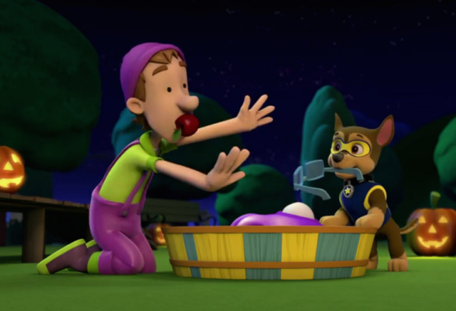File:PAW Patrol Cap'n Turbot Captain Chase Pups and the Ghost Pirate.png