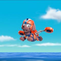 Scuba-Diving Mode, activate