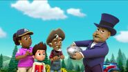 PAW Patrol Pups Save a Goldrush Scene 20