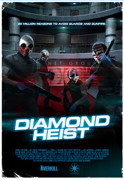 DiamondHeist poster