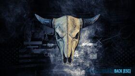 Desert Skull-Fullcolor