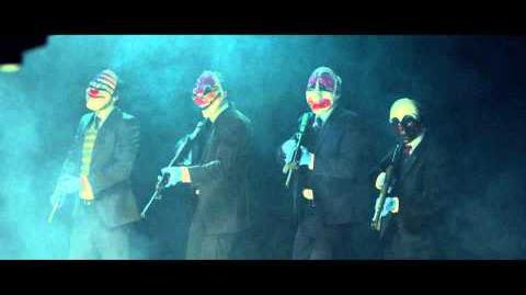 PAYDAY 2 The OVERKILL Pack Trailer