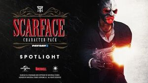 PAYDAY 2 Scarface Character Pack Spotlight