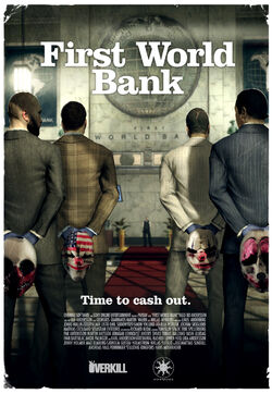 FirstWorldBank poster