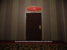 Hoteldoor