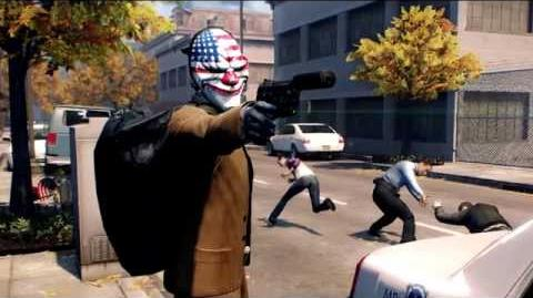 Payday 2 - Dallas Pager Responses