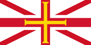 Flag of the Channel Islands 1