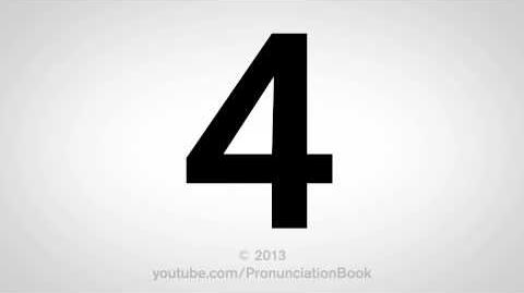 How to Pronounce 4