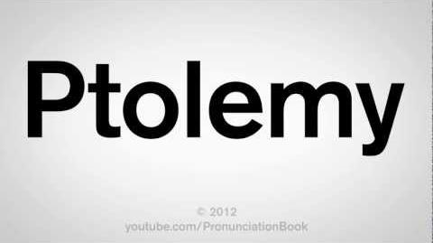 How to Pronounce Ptolemy
