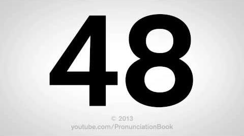 How to Pronounce 48