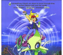 Celebi - Voice of the Forest