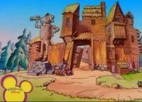 PB&J Otter - Hope Castle 01 - Fort Gazpacho