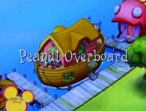 Title Display - Peanut Overboard