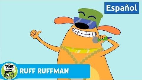 RUFF RUFFMAN Cómo aprovechar la internet PBS KIDS