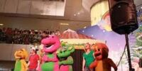 Barney's World of Imagination