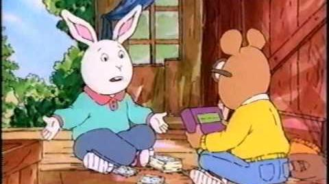Arthur's Lost Library Book (Part 1)