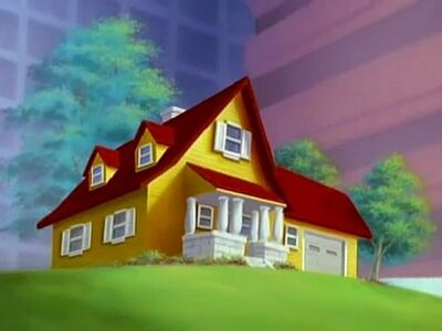 Tom and Jerry House better version