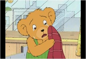 Corduroy The Bear being sad (2)