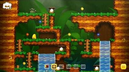 Toki Tori - PC Gameplay (Don't be fooled by its cuteness)