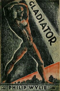 Gladiator (novel)