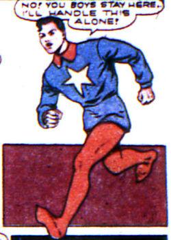 Wonder Boy 002