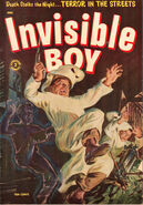 Invisible Boy (St