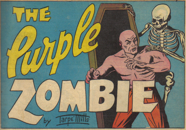 Image result for the purple zombie