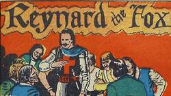 Reynardthefox knight