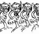 Six Snubnosed Princesses