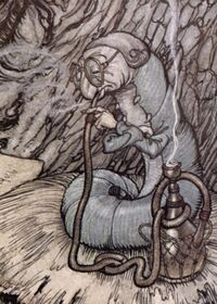 Caterpillar-ArthurRackham