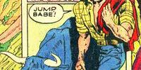 Paul Bunyan & Babe the Blue Ox (Quality)