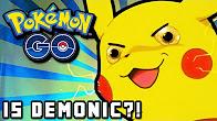 PokemonGoIsDemonic