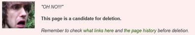 Delete examp