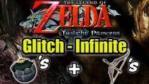 ZeldaTwilightPrincessGlitch