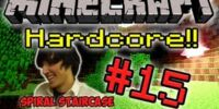 Minecraft HC! - Part 15 (SPIRAL STAIRCASE!)