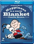 Happiness is a Warm Blanket, Charlie Brown Bluray