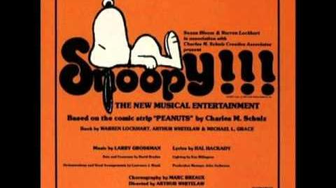 07 The Great Writer - Snoopy The Musical
