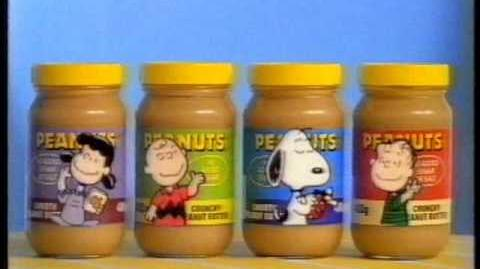 "Peanut Butter Commercial - The ""Peanuts"" Gang"