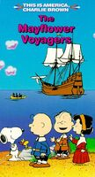 The Mayflower Voyagers VHS
