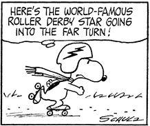 Roller Derby Star
