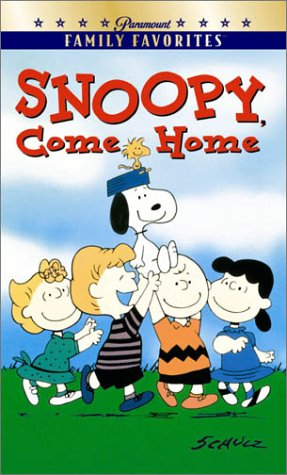 File:Snoopy Come Home VHS.jpg