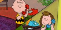Peppermint Patty and Charlie Brown's relationship