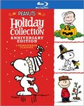 Peanuts Deluxe Anniversary Holiday Collection Blu-Ray