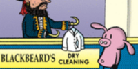 Blackbeard's Dry Cleaning